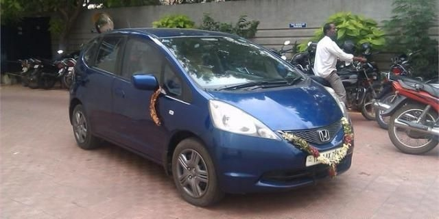 Honda Jazz Active 2009