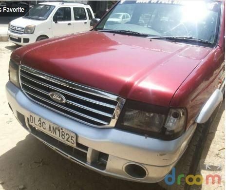Ford Endeavour 2.5L 4x2 2007