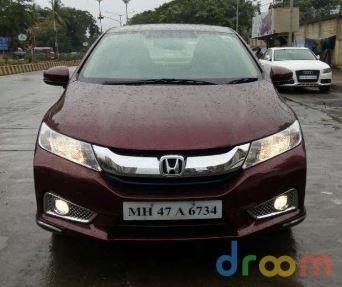 Honda City VX AT 2015