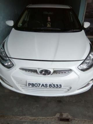 Hyundai Verna 1.6 SX VTVT AT 2014