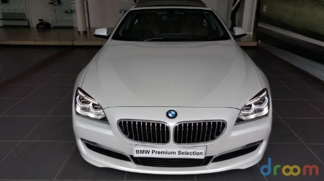 BMW 6 Series 640D COUPE 2014