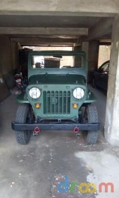 Mahindra Jeep CJ 340 1985
