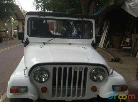 Mahindra Jeep MM 540 DP 1991