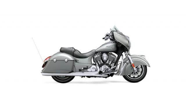 Indian Chieftain 1810cc 2018