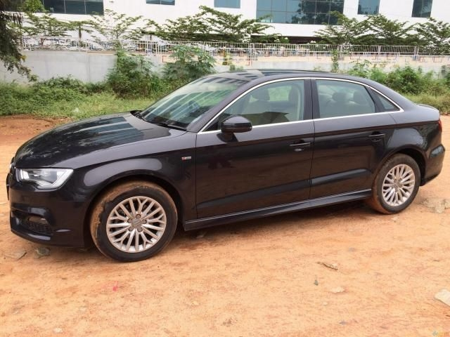 Audi A3 3.0 TDI Premium Plus + Sunroof 2014