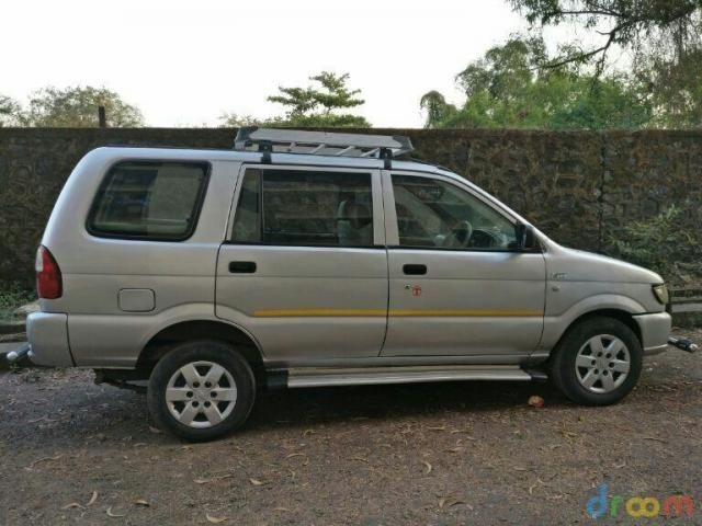 41 Used Silver Color Chevrolet Tavera Car For Sale Droom