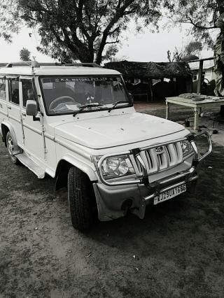 Mahindra Bolero 2 WD AT 2000