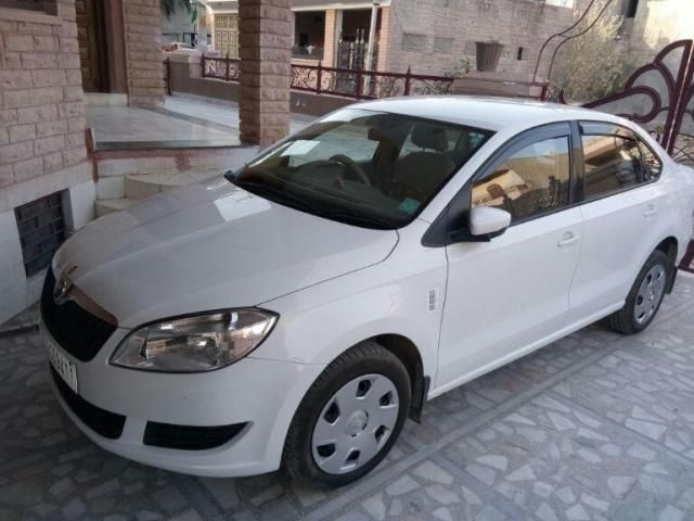 Skoda Rapid 1.5 TDI CR Active 2016