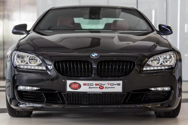 BMW 6 Series 640D COUPE 2011