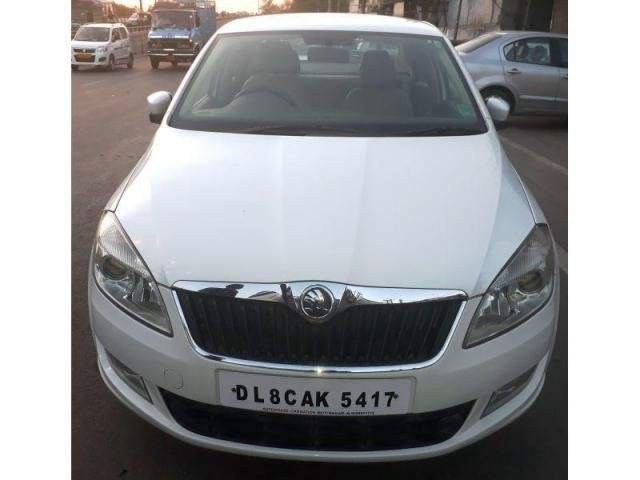 Skoda Rapid 1.5 TDI CR Ambition 2015