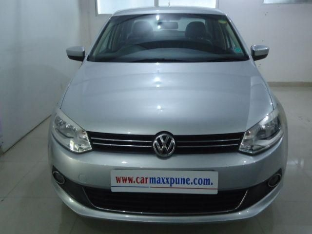 Volkswagen Vento 1.2 TSI Highline AT 2011
