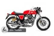 Bike Rentals - Royal Enfield GT Continental