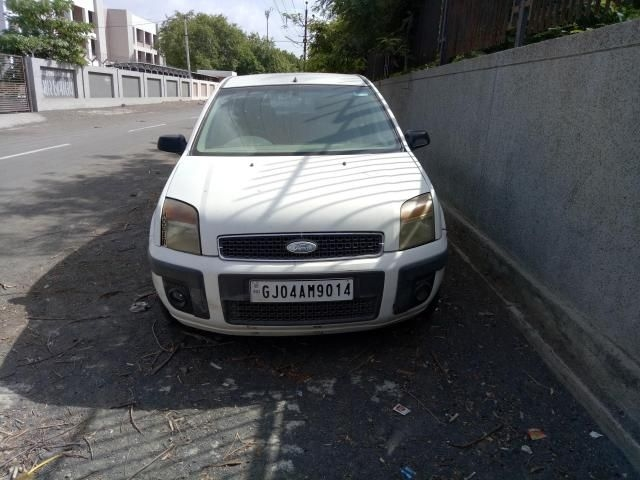 Ford Fusion Plus Petrol 2007