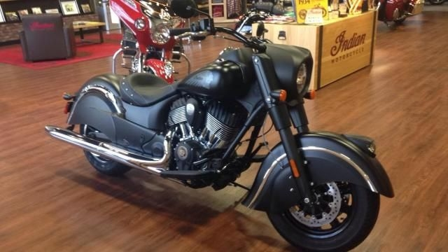Indian Chief Dark Horse 1800cc 2016