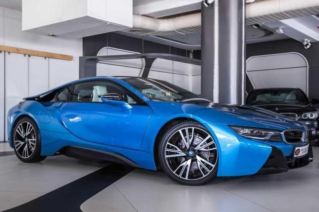 6 Used Bmw I8 In Delhi Second Hand I8 Premium Super Cars For Sale