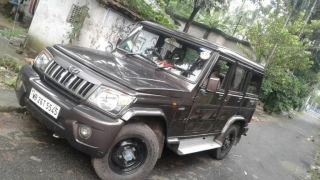 Mahindra Bolero 2 WD AT 2015