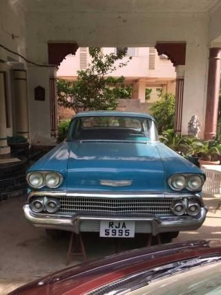 Chevrolet Biscayne Hard Top 1958