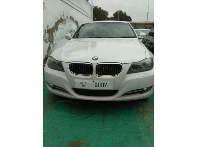 BMW 3 Series 320d Highline Sedan 2012