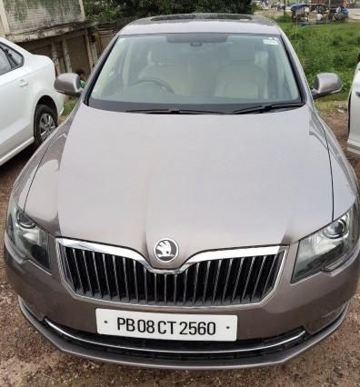 Skoda Superb ELEGANCE 2.0 TDI CR 2014
