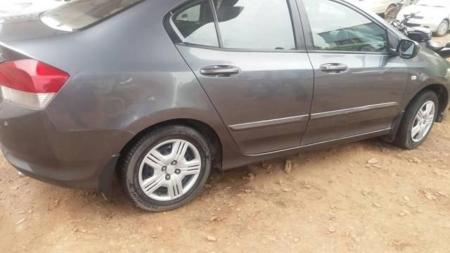 Honda City 1.5 S MT 2009