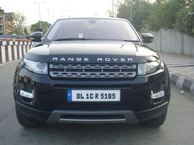 Land Rover Range Rover Evoque Dynamic SD4 2014