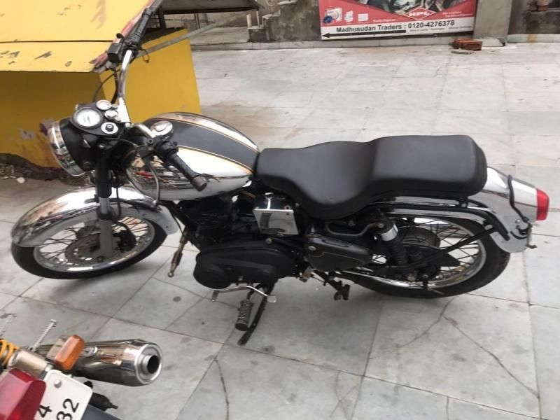 Royal Enfield Bullet Electra Bike For Sale In Faridabad Id