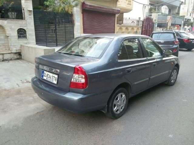 Hyundai Accent EXECUTIVE LPG 2012