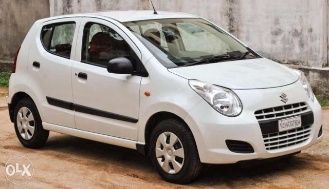 4 Used Maruti Suzuki A-star Cars In Jaipur, Used A-star Cars @ Best