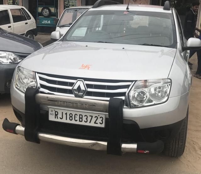 Renault Duster 85 PS Base 4X2 MT 2015