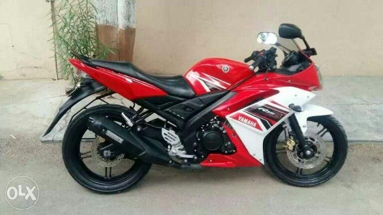 Yamaha Yzf-r15 Bike for Sale in Rajkot- (Id: 1415799258) - Droom