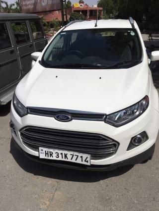 Ford Ecosport 1.5 DV5 MT Titanium Optional  2014