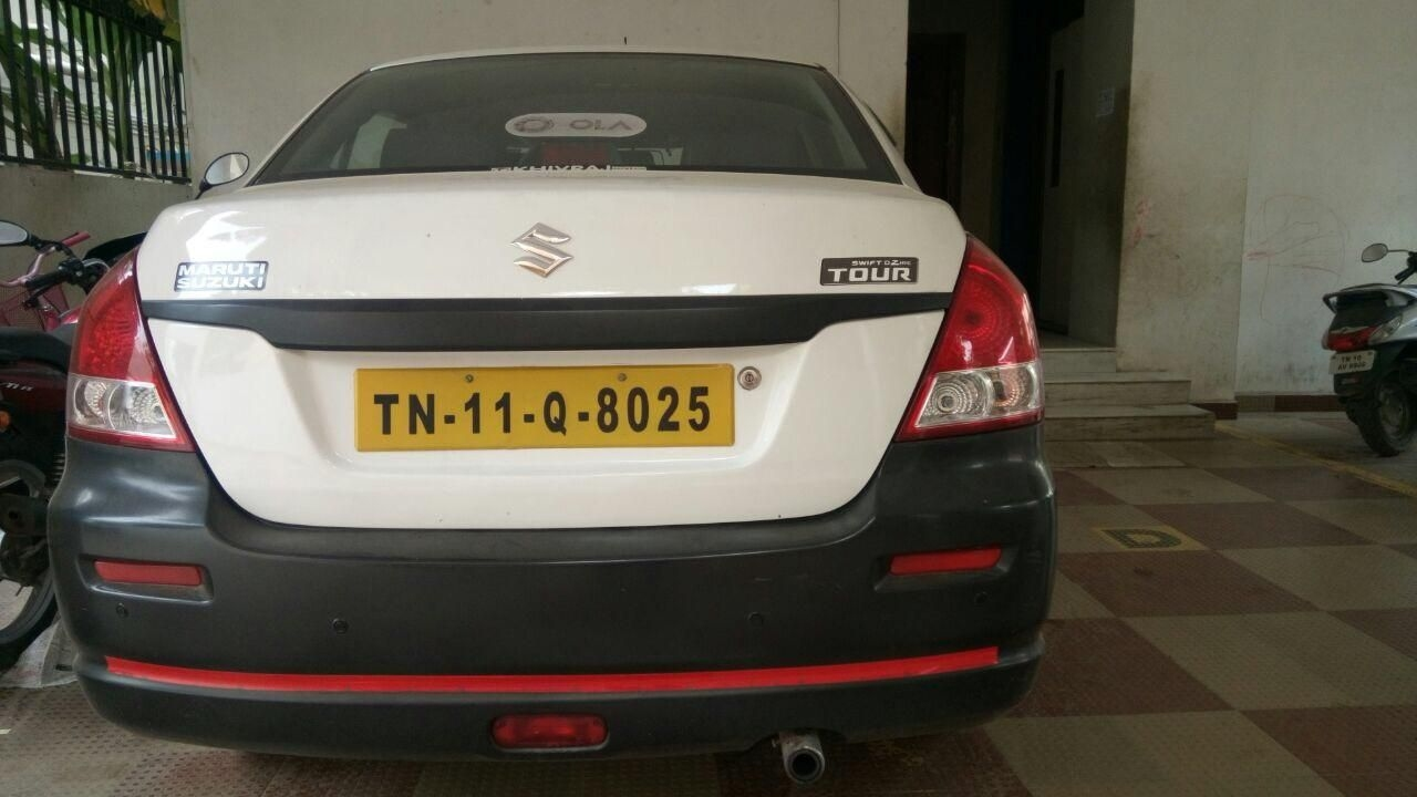 Maruti Suzuki Swift Dzire Car For Sale In Chennai Id 1415819992