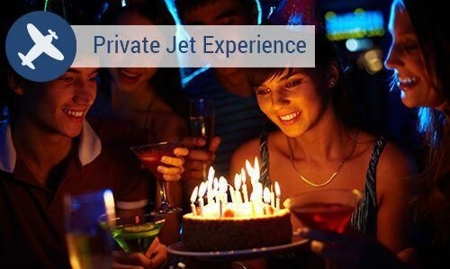 Aerial Rentals - Birthday parties for Children on a private jet