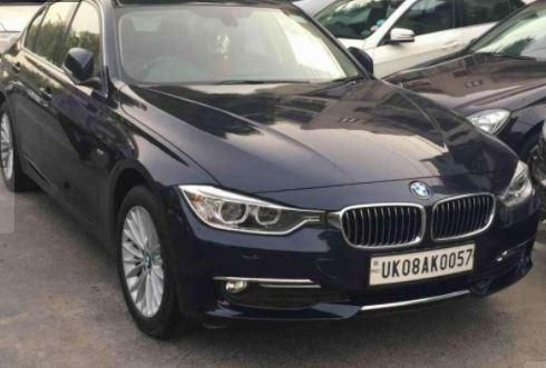 BMW 3 Series 320d Luxury Line 2015