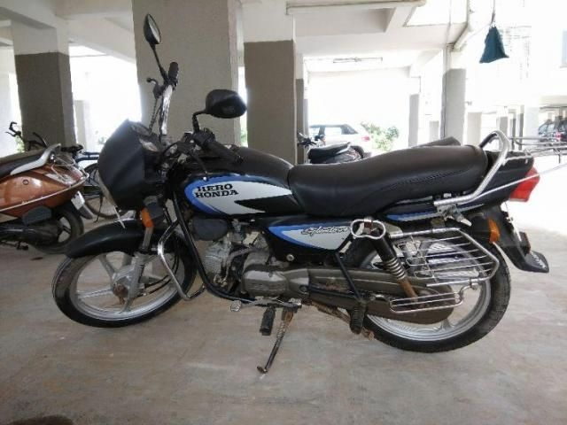 Hero Splendor 100cc 2005
