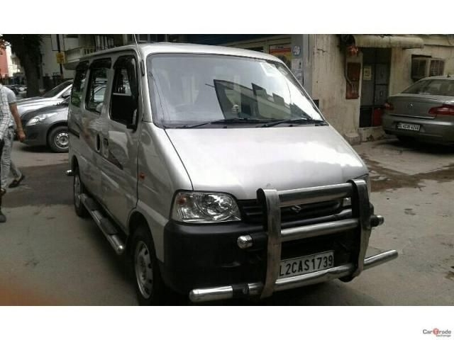 Maruti Suzuki Eeco 5 STR With A/C+HTR 2013