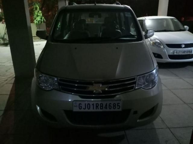 Chevrolet Enjoy 1.3 LS 8 STR 2013