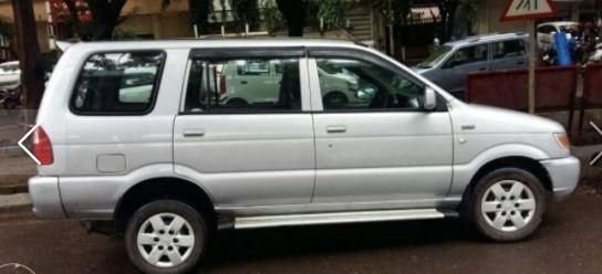 17 Used Chevrolet Tavera In Mumbai Second Hand Tavera Cars For Sale Droom