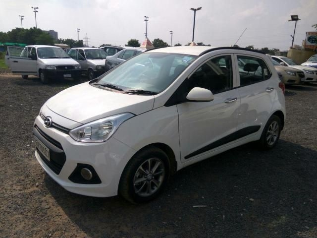 Hyundai Grand i10 Asta AT 1.2 Kappa VTVT (O) 2016
