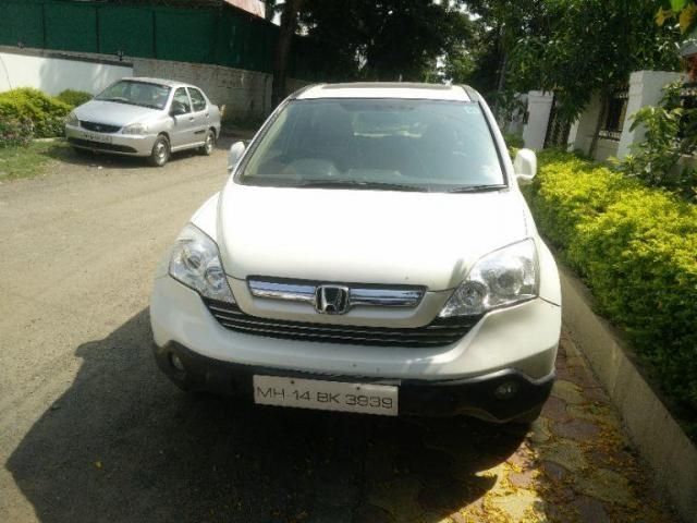 Honda CR-V 2.4 MT 2013