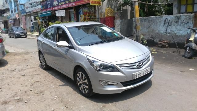 Hyundai Verna 1.6 VTVT SX AT 2016