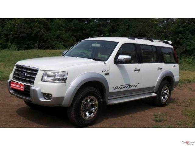 46 Used Ford Endeavour Cars In Mumbai Verified Used Endeavour