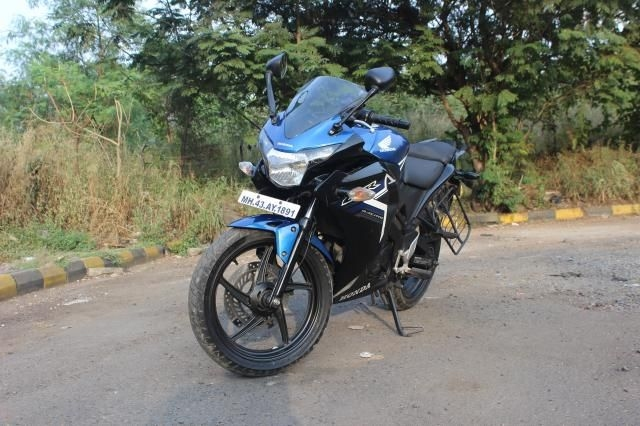 9 Used Blue Color Honda Cbr 150r Bike For Sale Droom