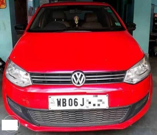 Volkswagen Polo 1.2 TDI Highline 2012
