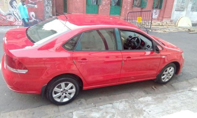 Volkswagen Vento 1.5 TDI Highline Plus 2011