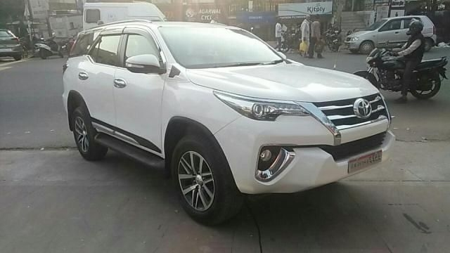 31 Used Toyota Fortuner In Lucknow Second Hand Fortuner Cars For