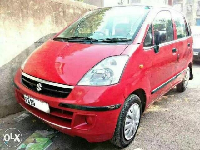107 Used Red Color Maruti Suzuki Zen Estilo Car For Sale Droom
