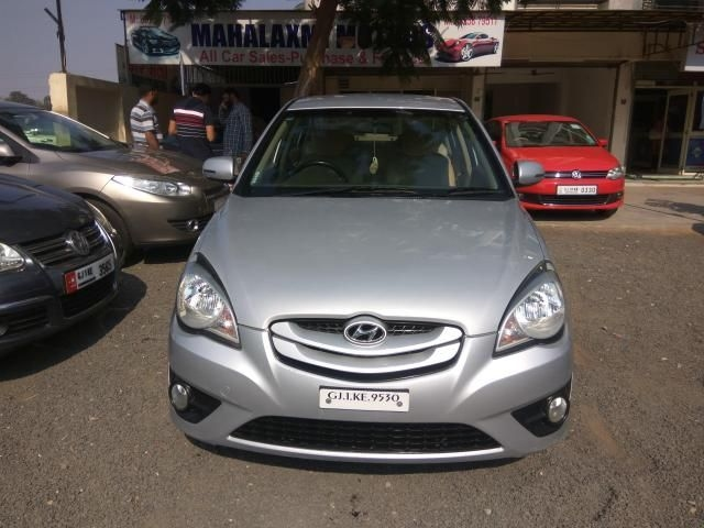 Hyundai Verna TRANSFORM 1.5 CRDI 2010