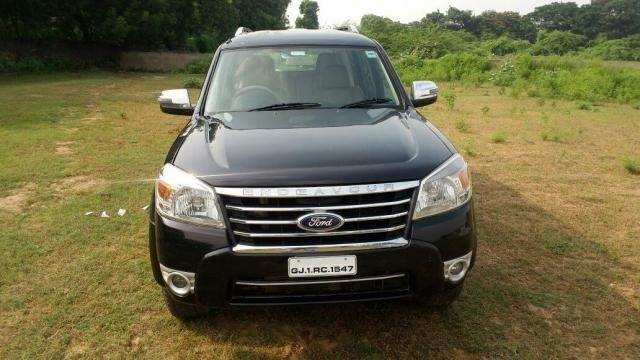 Ford Endeavour 3.0L 4x2 AT 2013