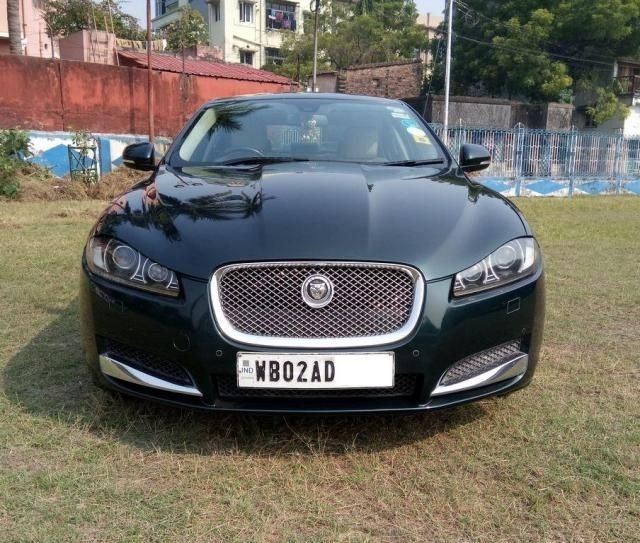 Great Used 2013 Jaguar Xf Premium / Super Car For Sale In Kolkata    (Id:1415940630)   Droom